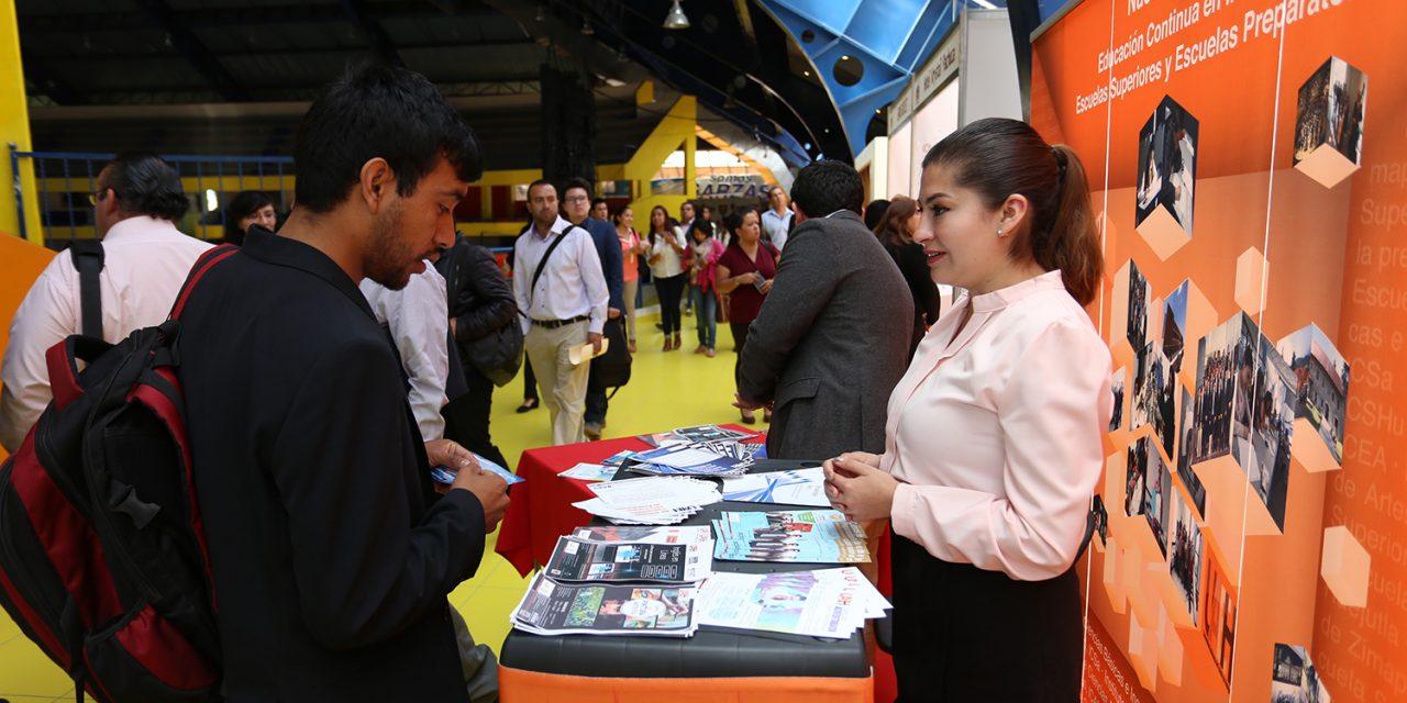 Alista UAEH Feria del Empleo