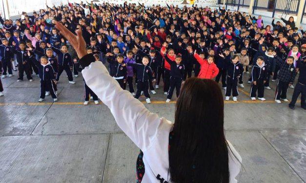 Inician actividades para conmemorar Semana Nacional de Cultura Física