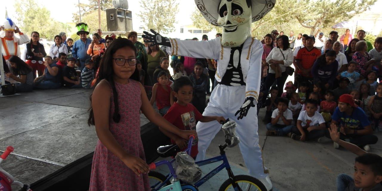 Ayuntamiento de Tolcayuca celebra a más de 5 mil niñas y niños