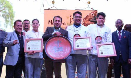 Realizan concurso en Feria Gastronómica de Santiago de Anaya