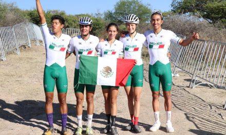 Con oro abrió Daniela Campuzano el Campeonato Panamericano de Ciclismo de Montaña