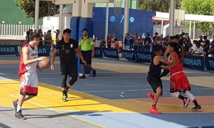 Hidalgo, con pase a Olimpiada Nacional en Basquetbol 3X3
