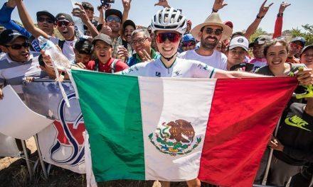 Daniela Campuzano ganó bronce en Campeonato Panamericano de MTB
