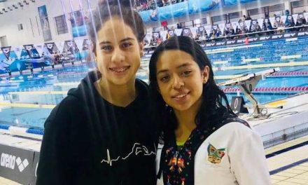 """Primer oro para Hidalgo en el """"Arena Grand Prix Senior De Natación 2019"""""""