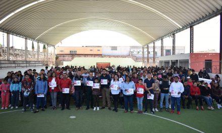 """Arranca en Zapotlán de Juárez el Programa """"Z Joven"""""""