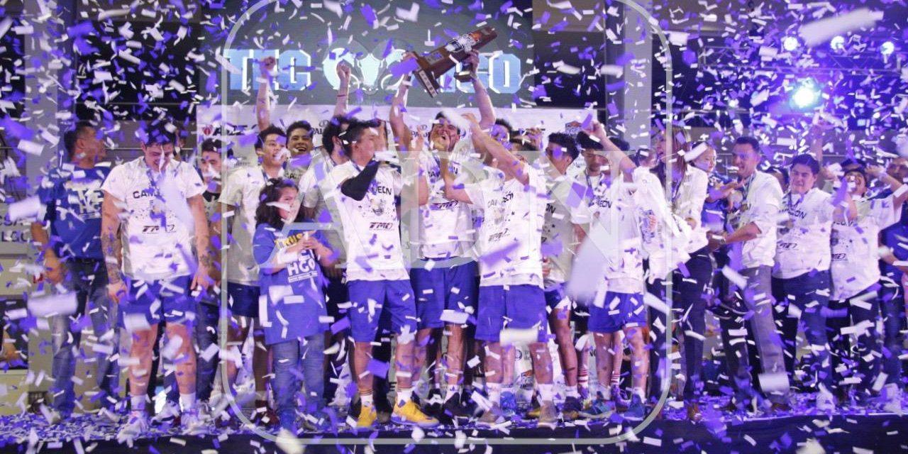 En final de revancha, Borregos Hidalgo ganó a CEU Monterrey y es tricampeón