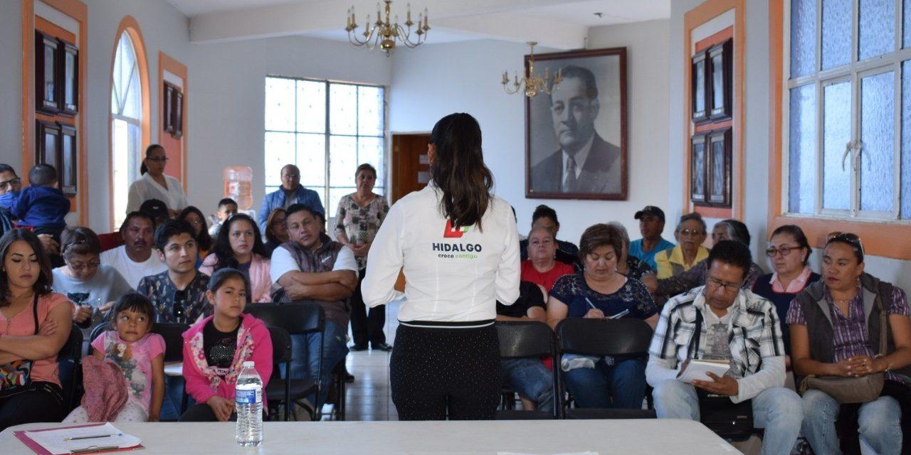 Capacitan a microempresarios del ramo de alimentos de Santiago Tulantepec