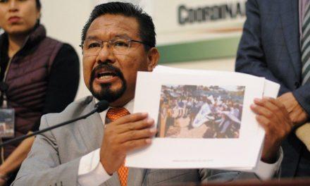 TEPJF revocó la resolución de Morena de expulsar a Cipriano Charrez