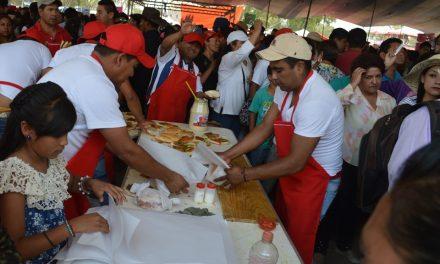 Todo listo para celebrar a los torteros en Villa de Tezontepec
