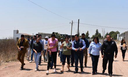 Entregan uniformes a Policía Municipal y PC de Santiago Tulantepec