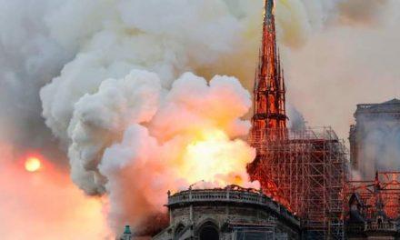 Catedral de Notre Dame será difícil de salvar