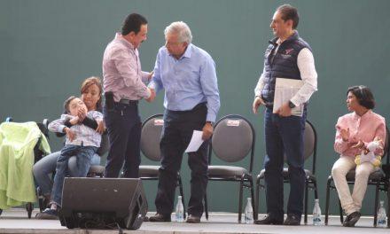 Diputados de Morena, molestos por relación de Fayad con López Obrador
