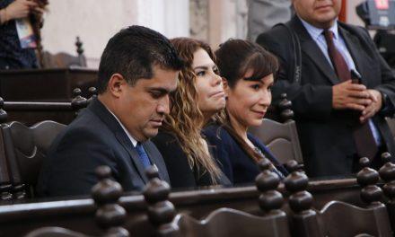 Espera Valera que se cumpla la ley en desafuero de Charrez