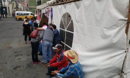 Confirma Fayad fin a la huelga en Pachuca