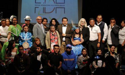Festival del Día Internacional de la Danza llega a Hidalgo