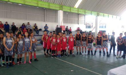 Popeyes y Panteras campeones de la eliminatoria estatal de basquetbol federado