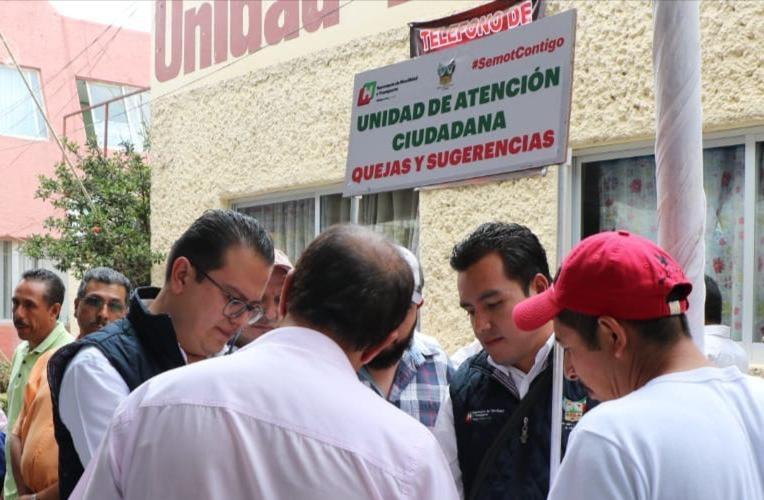 Colocan Siete Módulos De Atención Ciudadana En Pachuca Al