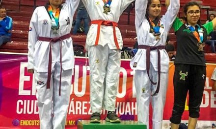 Estudiantes de la Utec obtienen medallas en taekwondo a nivel nacional