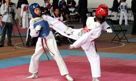 Taekwondo con 18 clasificados al SNC 2019