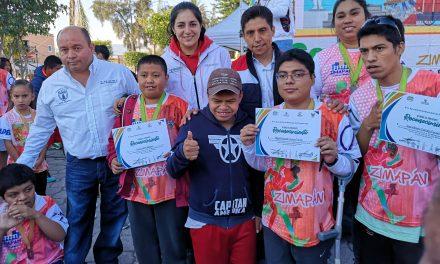 Mateo y Rodríguez, ganadores del Segundo Serial Atlético Dejando Huella