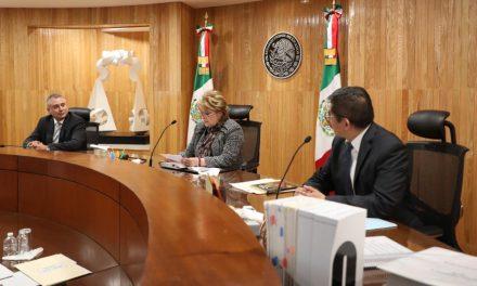 Ordenan la inscripción Nueva Alianza Hidalgo a la Comisión Local de Vigilancia