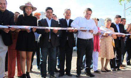 Inauguran la Expo Feria Semana Santa Villa de Tezontepec 2019