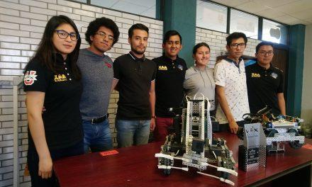 Alumnos del ITP se alistan para Mundial de Robótica
