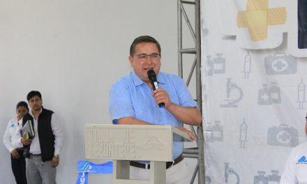Iniciarán cinco obras en Villa de Tezontepec