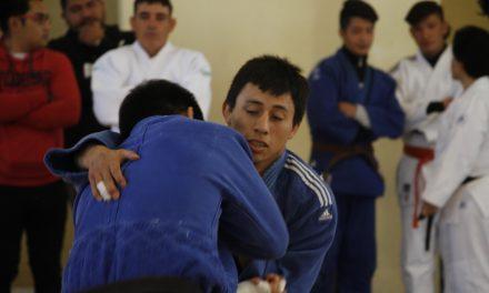 Olvera y Castillo en cuarto y sexto lugar del ranking panamericano de judo