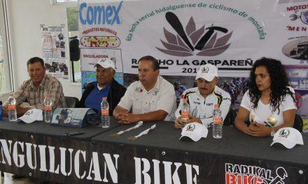 Ciclistas con la mira en el Serial Hidalguense de Ciclismo de Montaña