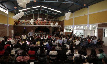"""""""Educación para Todos"""", programa de capacitación a padres de familia de Tizayuca"""