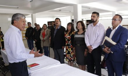 Tizayuca instala Comité de Participación Social en Educación