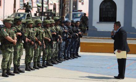 Inicia Operativo de Semana Santa 2019 en Tolcayuca