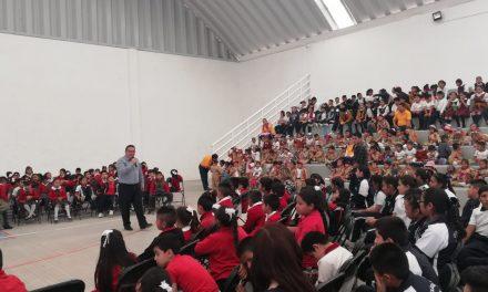Programa Hombre Preventivo llega a Villa de Tezontepec