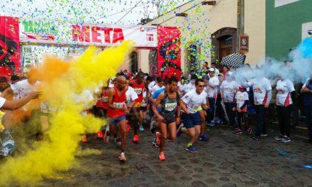 Llega segunda fecha del serial atlético «Dejando Huella en Hidalgo» a Zimapán