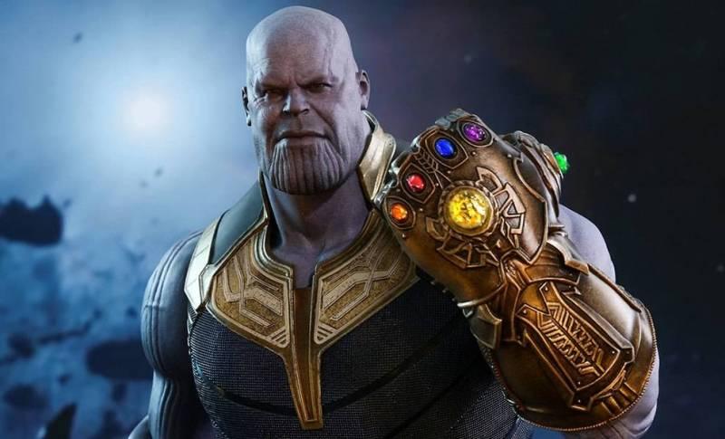 Qué pasa si buscas Thanos en Google