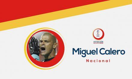Miguel Calero, elegido como nuevo integrante del Salón de la fama del Futbol