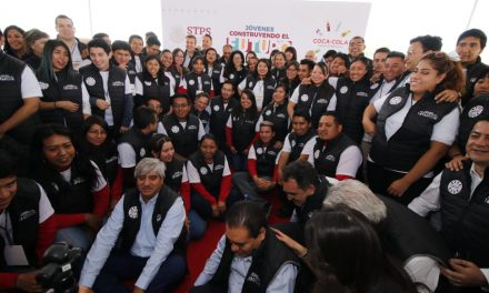 Ingresan mil 200 hidalguenses al programa Jóvenes Construyendo el Futuro