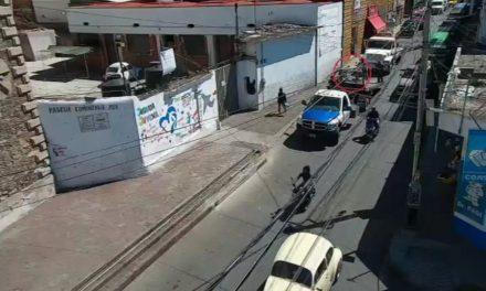 Con análisis en videovigilancia, motocicletas robadas son recuperadas