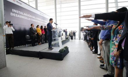 Integran Consejo Consultivo para el Desarrollo Turístico Sustentable de Hidalgo