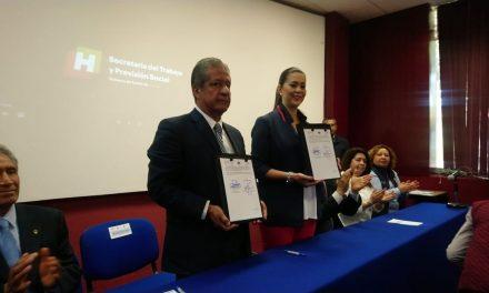 ITP y STPSH signaron convenio para facilitar la inserción de estudiantes al campo laboral de