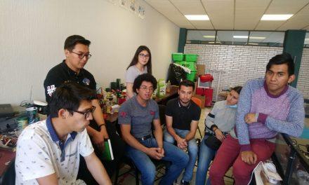 Comienza a llegar ayuda para estudiantes que desean viajar al mundial de robótica