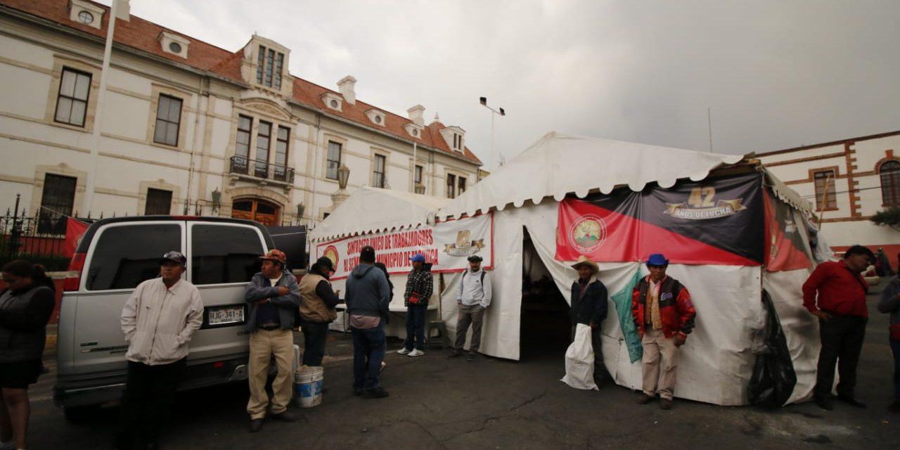 Ciudadanos comentan las afectaciones que tuvieron por huelga en Pachuca