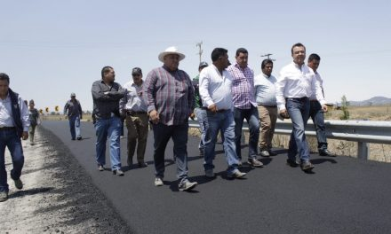 Se invierten más de 73 millones para obras en Tulancingo