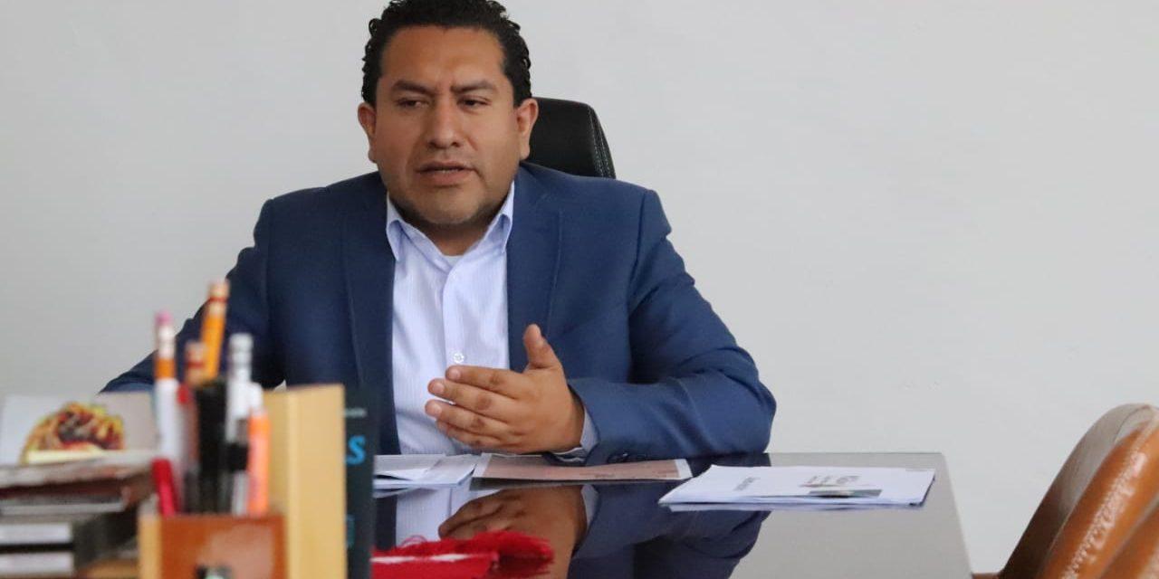 Olaf Hernández pide licencia sin goce de sueldo