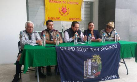 Scouts de 25 estados asistirán a la Travesía Robert en Tula