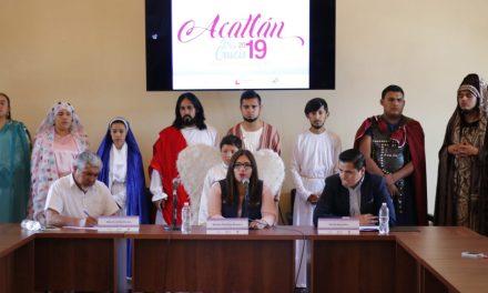 Participarán más de 250 actores en viacrucis de Acatlán