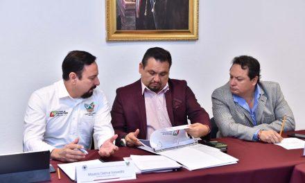 Entrega SSPH propuestas legislativas a Congreso de Hidalgo