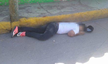 Asesinan a un hombre en calles de Cuautepec