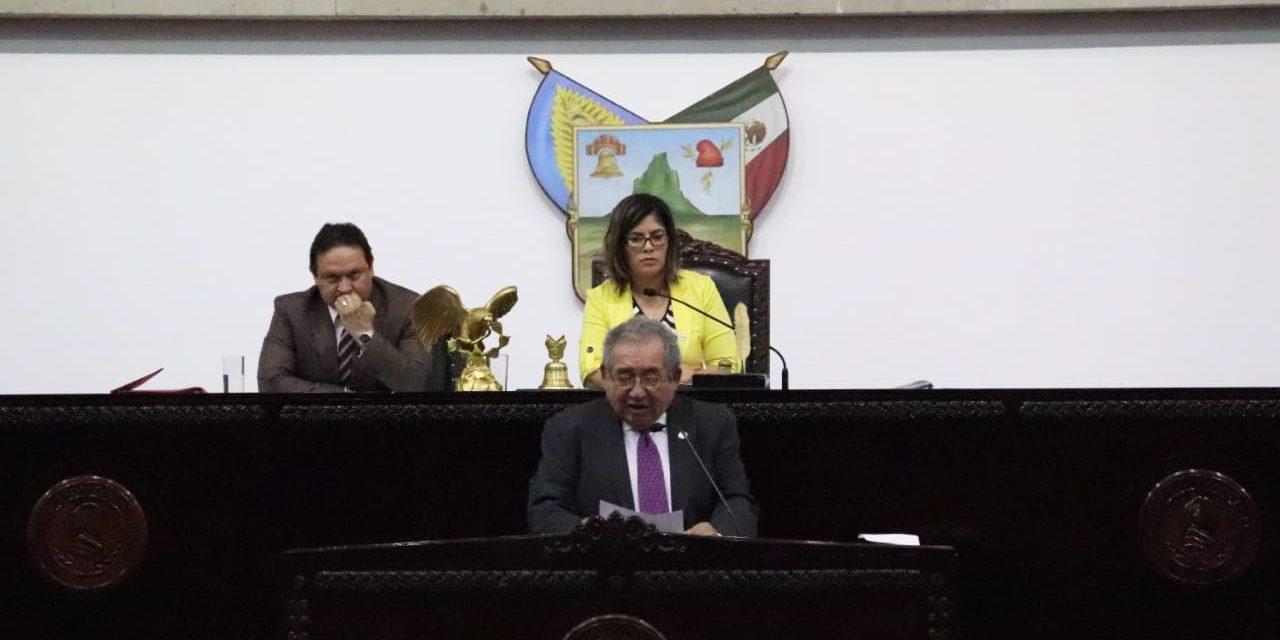 Propone Morena reforma para incluir a gobernador a juicio político